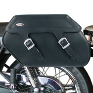 image of Klicbag Saddlebag 23L + Bracket for Triumph Scrambler LEFT side only