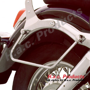 Saddlebag supports premium