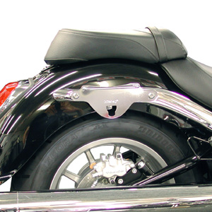 Suzuki | Klicbag, luggage system for motorcycles