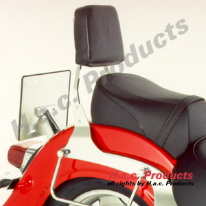 Sissy bar (Currently not in stock)